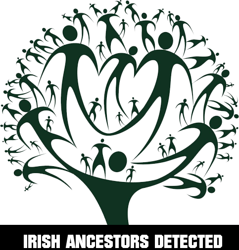 irish ancestors detected